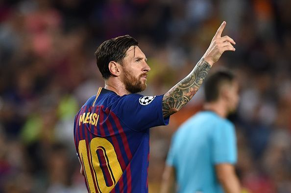 Barcelona cannot rely on Messi to solve everything – Suarez