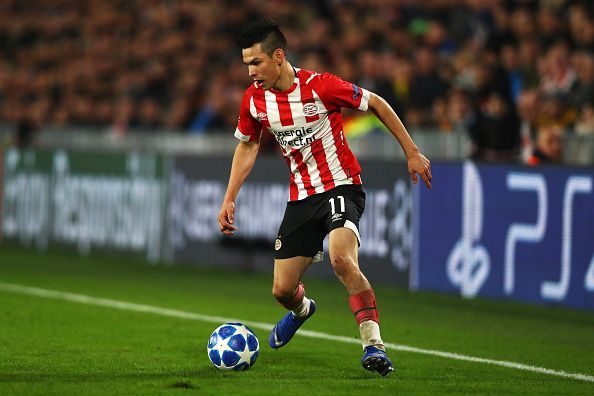 Chelsea news: Why Hirving Lozano could be the perfect player to replace Eden Hazard