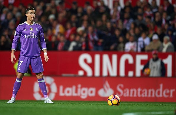 Juventus boss Allegri decides Cristiano Ronaldo will no longer take all free-kicks