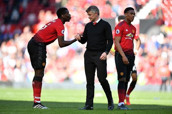 Manchester United news: Pogba can fulfil his ambitions at Old Trafford, says Solskjaer