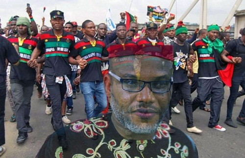 Pythons Don't Dance, Pythons Squeeze Life Out Of Their Prey: A Warning To Nnamdi Kanu And IPOB