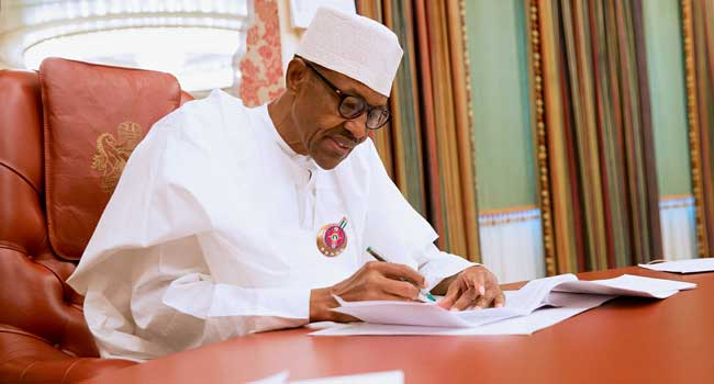 President Buhari: Nigeria's Unity Is Settled And Not Negotiable