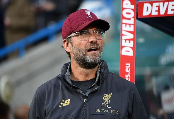 Reports: Jurgen Klopp identifies FC Barcelona star as a long-term replacement for Sadio Mane