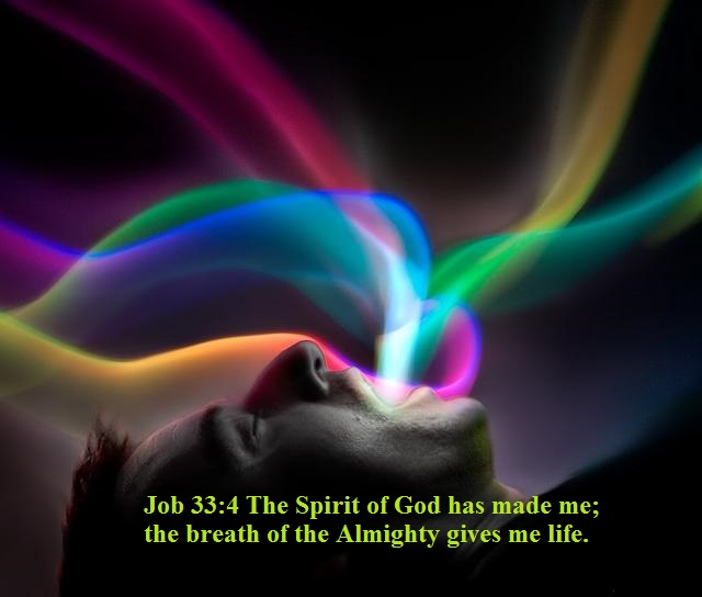 The Breath of The Almighty God: The Energy of God That Fuels The Effectiveness of Every Leader