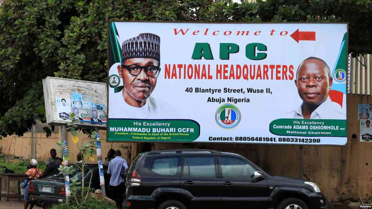 The Leadership Question: What Is The Cause of The Decline of the Ruling APC