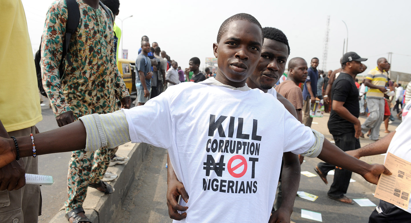 What Happens When Every Nigerian Is Corrupt? What Would We Fight Against? INcorruption?