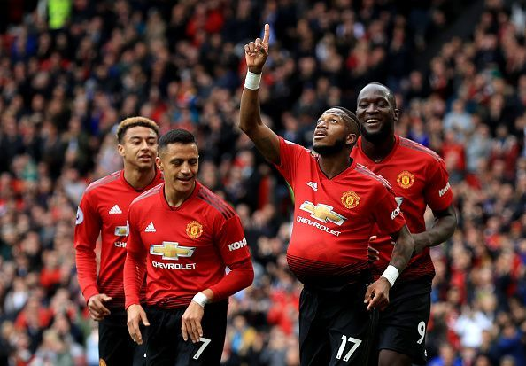 Why Manchester United are struggling to keep pace