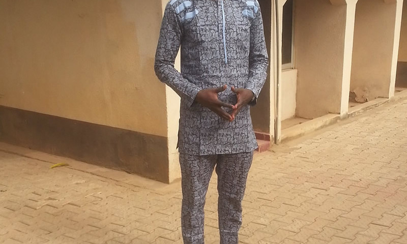 Busy Men Traditional Buba Slim Fit Design