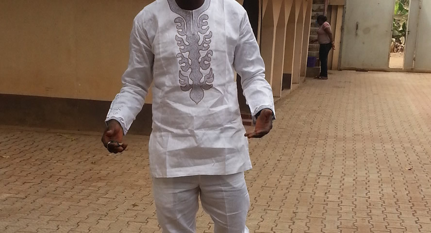 Simple Guinea Slim Fit for Men Design