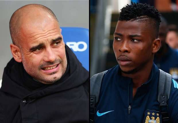 KELECHI IHEANACHO WAS A VICTIM OF PEP GUARDIOLA…NOTHING MORE