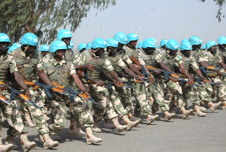 How Nigerian Army Trains New Recruits: The Making of Warriors