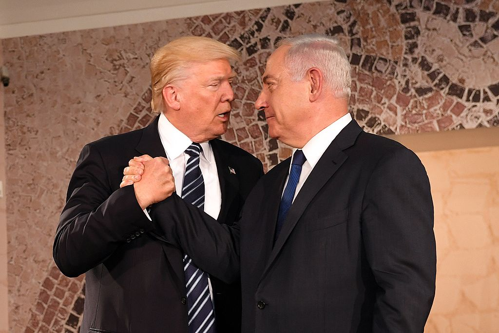 Matters Arising: Donald Trump Recognition of Jerusalem As Israeli Capital City